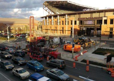 Husky Stadium Pump service