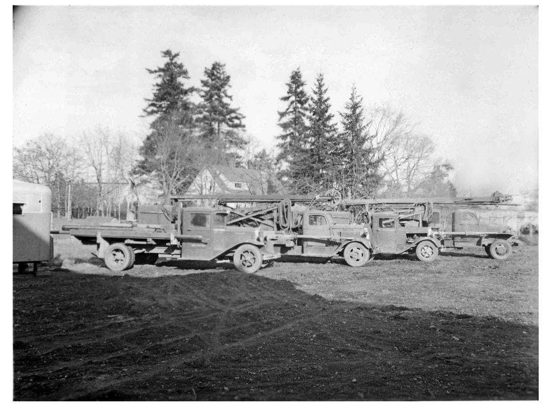1933 TPD truck equipment