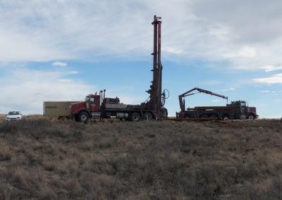 Drilling Setup