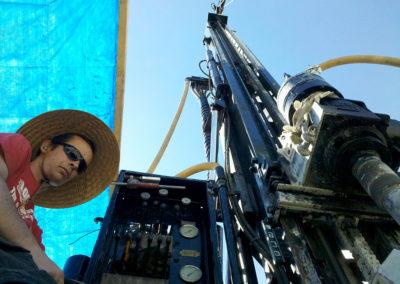 Coring Strainmeter Crew TPD